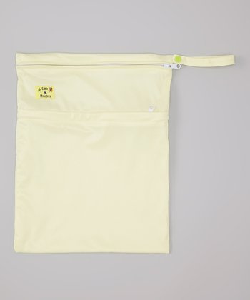 Pale Yellow Wet Bag