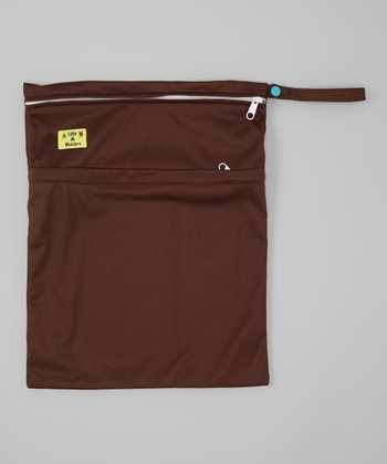 Brown Wet Bag