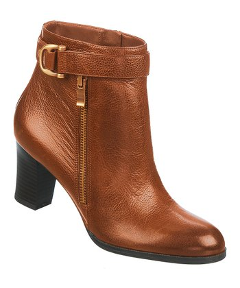 Rusty Tan Lucille Boot