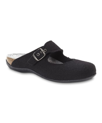 Black Fiesta Mule – Women