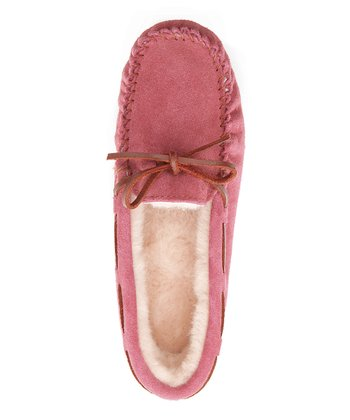 Rust Amity Slipper - Women