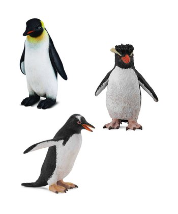 CollectA Penguin Figurine Set