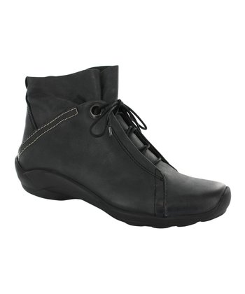 Black Diana Ankle Boot - Women