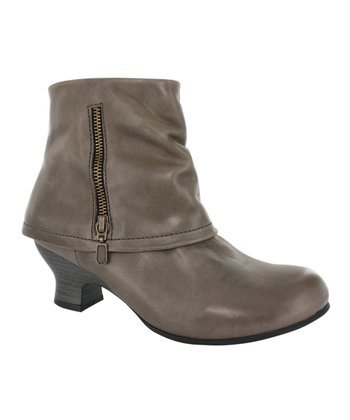 Taupe Saltzburg Ankle Boot - Women