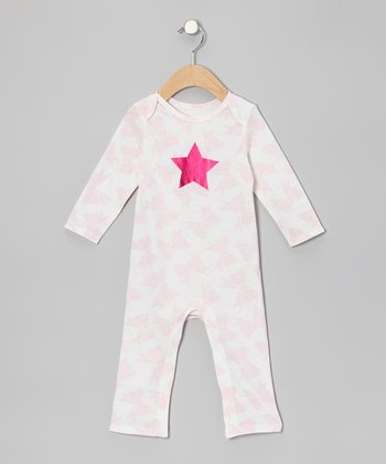 Ivory Bow Playsuit - Infant