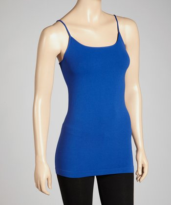 Cobalt Camisole - Women & Plus