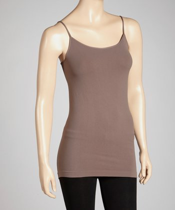 Mink Long Camisole