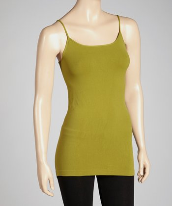Olive Camisole - Women & Plus