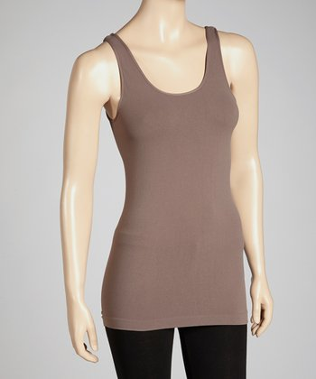 Mink Bra-Friendly Tank