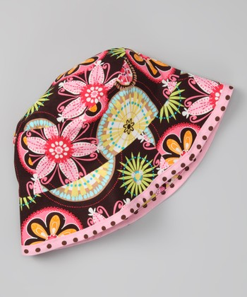 Carnival Bloom Bucket Hat