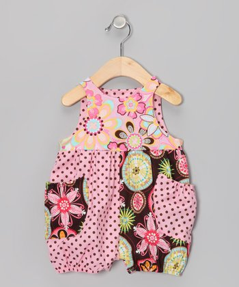 Carnival Bloom Romper - Infant