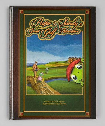 Putter & Sandy's Adventure Hardcover