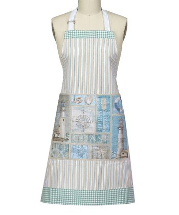 Coastal Lighthouse Apron