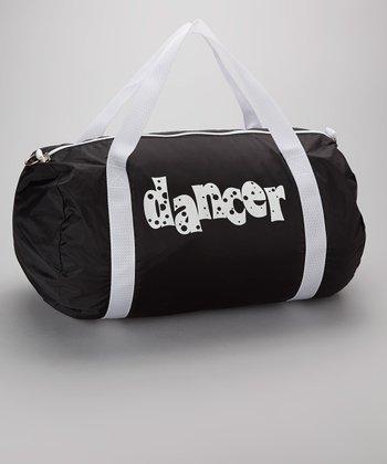 Black Nylon Roll Bag