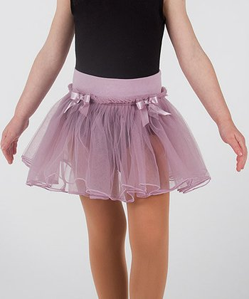 Lavender Bows Tutu - Toddler & Girls