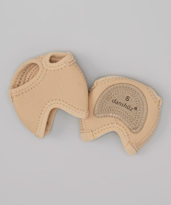 Tan Neoprene Half Sole