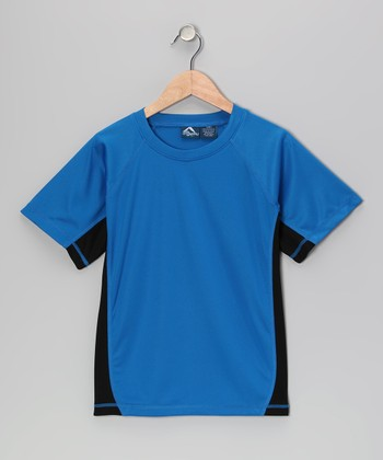 Royal Blue CB Rashguard - Toddler & Boys