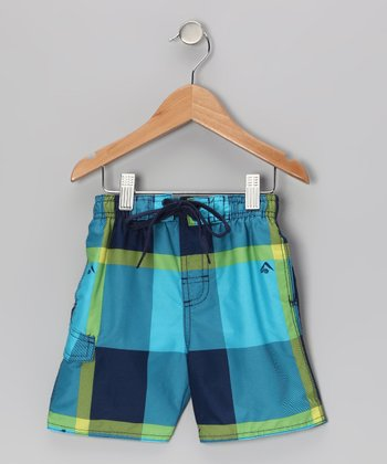 Aqua X-Pro Swim Trunks - Boys