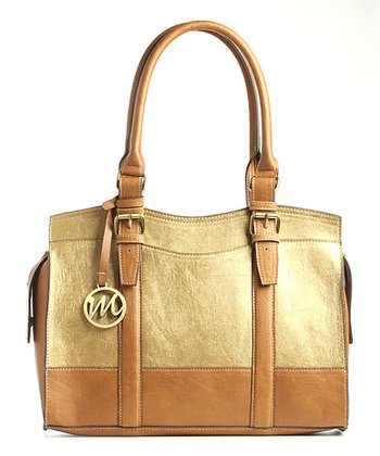 Bronze Jane Satchel