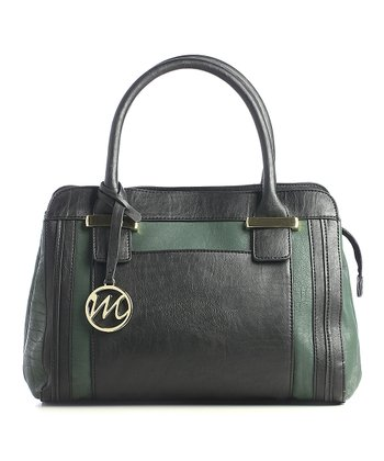 Green Sheila Satchel