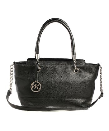Black Kristi Satchel