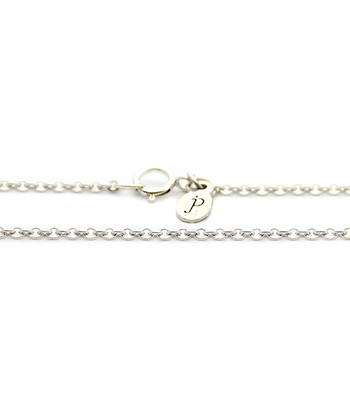 Sterling Silver 18'' Cable Chain