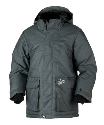 Basalt Oracle Parka - Boys