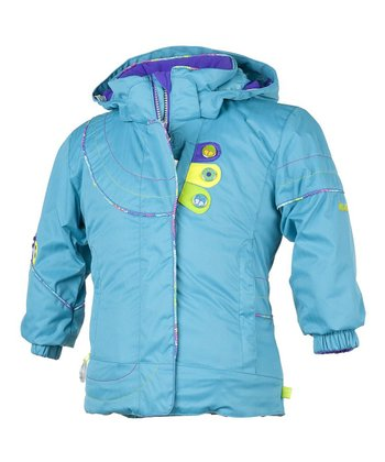 Glacier Blue Karma Jacket - Toddler
