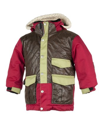 Bing & Brown Kodiak Jacket - Toddler & Boys