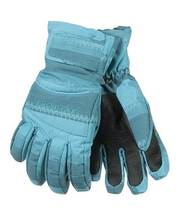 Jewel Stripe Jacquard Alpine Gloves