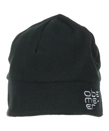Black Smart Fleece Beanie