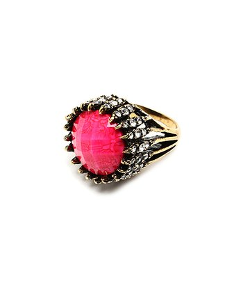 Fuchsia Riverside Ring