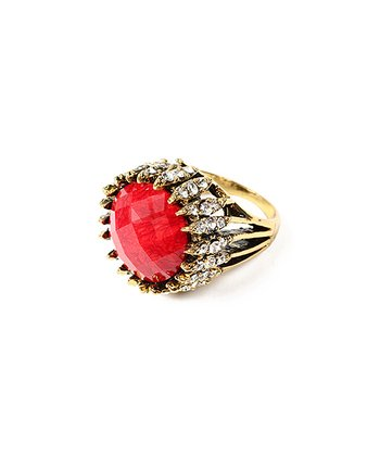 Ruby Riverside Ring