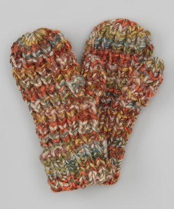 Red & Green Mittens