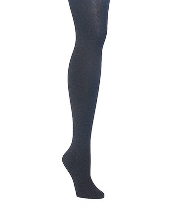 Denim Heather Sweater Tights - Women
