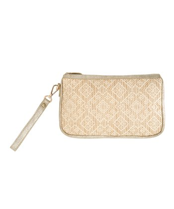 Gold Vivi Clutch
