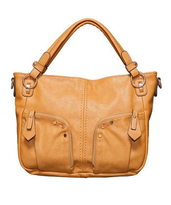 Tan Megan Shoulder Bag