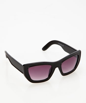 Black Mask Sunglasses