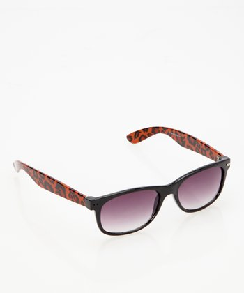 Black Animal Sunglasses