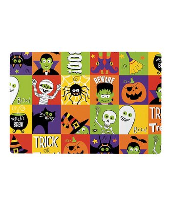 Ghouls Night Out Place Mat - Set of Four