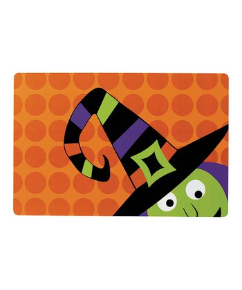 Witch Place Mat - Set of Four