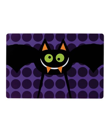 Bat Place Mat - Set of Four