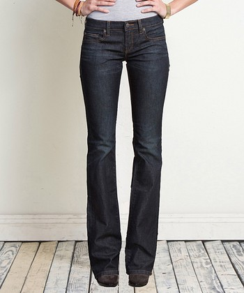 Randolph Ideal Low-Rise Bootcut Jeans - Women