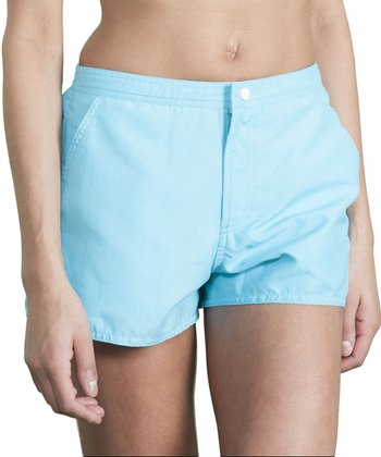 Aqua Swim Shorts - Women