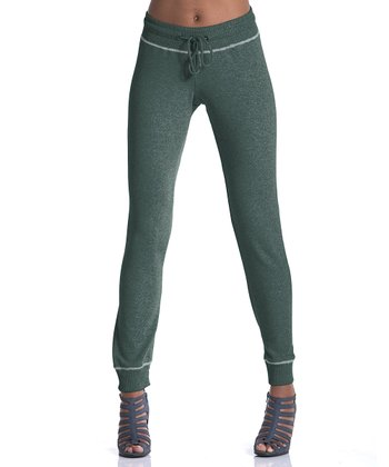 lur® Moss Lodgepole French Terry Sweatpants - Women