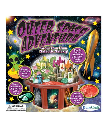 Outer Space Adventure Kit