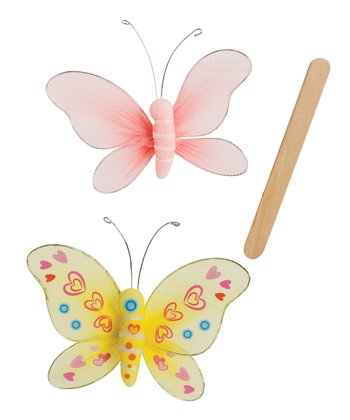 Design a Butterfly Kit Set