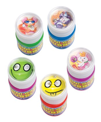 Mini Bubble Game - Set of 12
