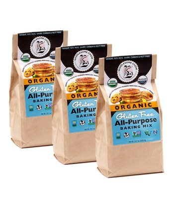 Gluten Free All-Purpose Baking Mix - Set of Three