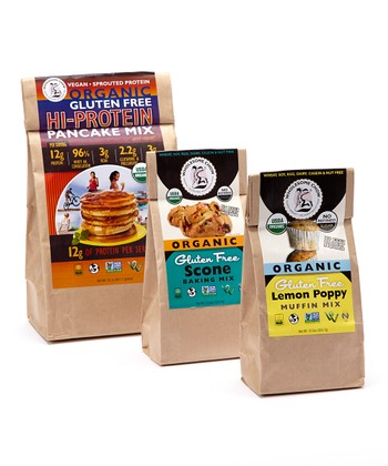 Gluten-Free Breakfast Mix Set